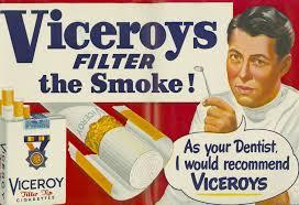 dentist cigarette ad